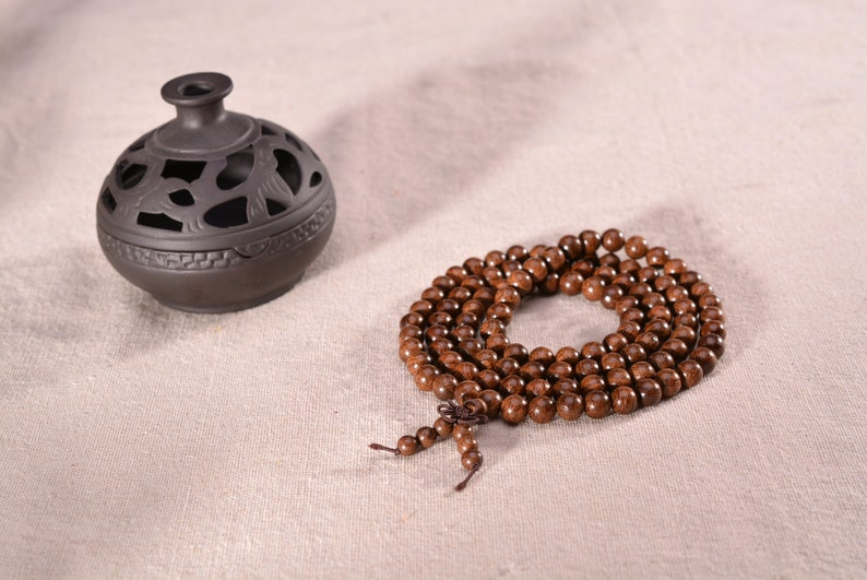 Yoga Bracelet Wholesale Fathers day gift Japa Meditation 108 Mala Bead