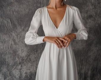 Winter Wedding Dress Etsy