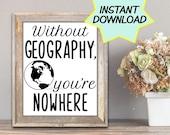 Teacher Geography SVG, cut file, PNG, JPEG, Teacher Puns, Teacher shirts, Teacher Quotes, Gifts for teachers, cricut, silhouette, download