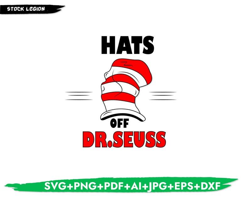 DR SEUSS HAT Svg,Cat in the Hat Svg,Lorax Svg,Dr Seuss Svg,Dr Seuss Png,Svg Dr Seuss,Cricut Svg,Svg Files,Sam I Am Svg,Svg,Kids Svg,dxf,svg