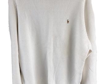 dc80f11daacbe Vintage 90s Polo Ralph Lauren Knit