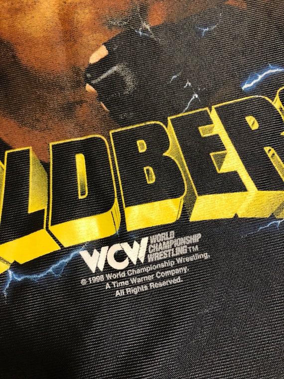 1998 Goldberg WCW Goldberg 1998 Westling TShirt Style Jersey d9e97e