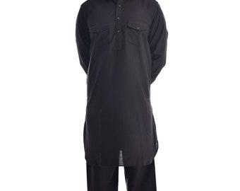 1c8cb8e33c6 Varmohey Kurta Pajama for Men Long Sleeve Pyjama Kurta Set