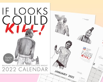 2022 Calendar - If Looks Could Kill (Best of)
