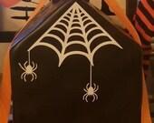 Spider Web Decal for Rae Dunn Bird House