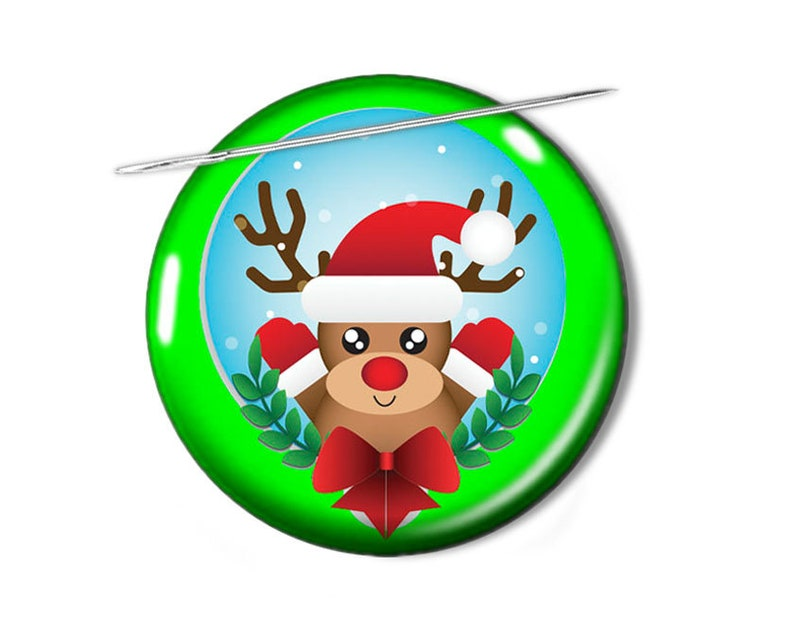 Christmas Needle Minders Christmas Cover Minders Needle Minder Cover Minder