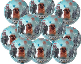 Puppy Dog Pals Party Supplies Etsy