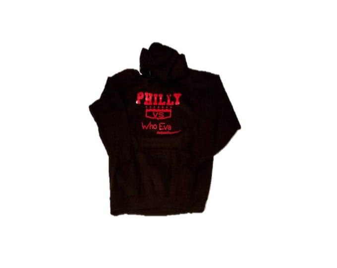 Philly vs WhoEva Hoodie