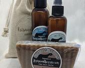 KrisandLarry Homestead-  Goat Milk Soap gift bag - All Natural Soap, Handmade Soap, Homemade Soap, Handcrafted Soap