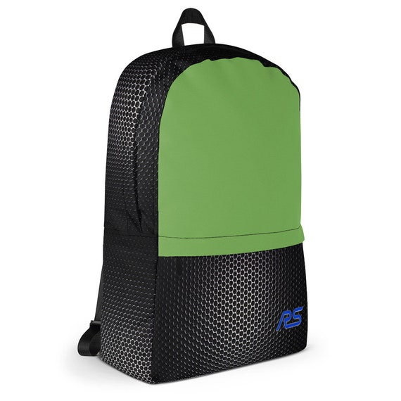 c0207d578f86 RS Race Green Backpack