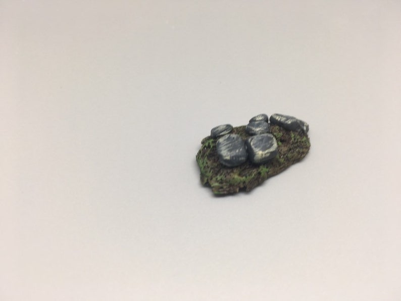 Modular terrain tiles for tabletop RPG Sewer scatter terrain-