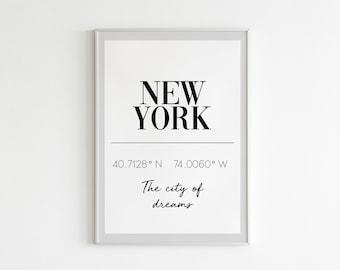 75d688b1 New york art | Etsy