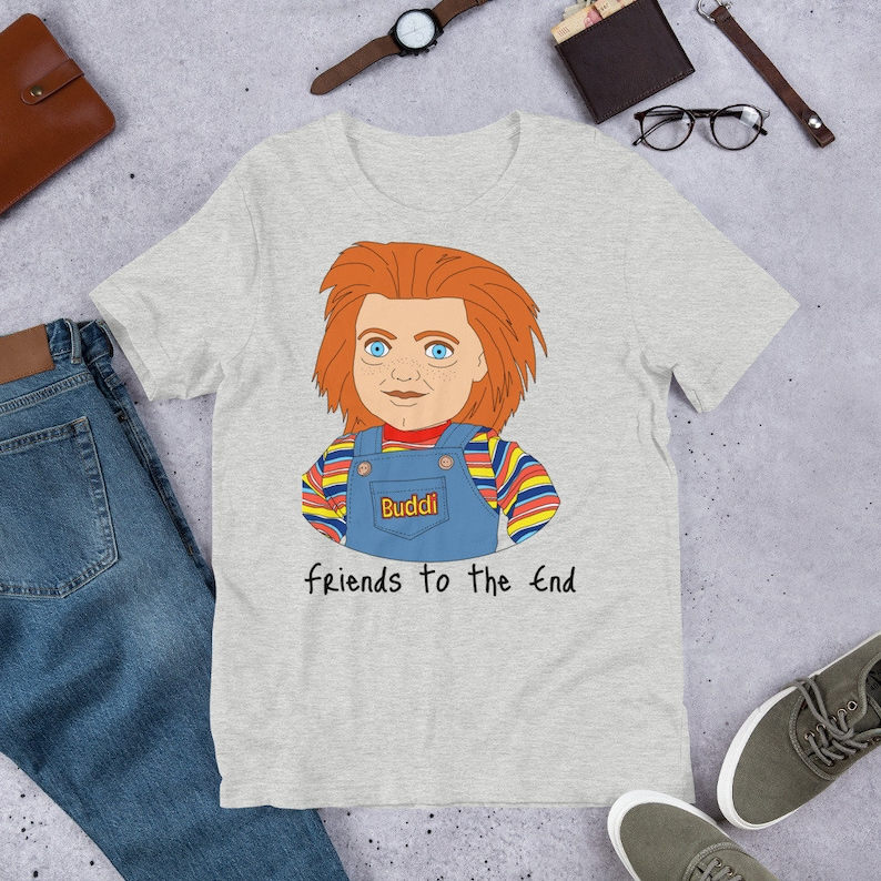 973c26dd5f4fe Child's Play Shirt, Child's Play Chucky Doll, Mark Hamill Chucky, Child's  Play Reboot Shirt, Chucky Movie Shirt, Chucky Good Guy Doll, Wanna