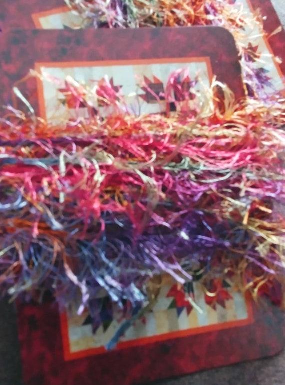 Shimmering Copper Lash Trim