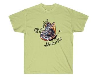 d7478622378e7a Antisocial Butterfly unisex t-shirt