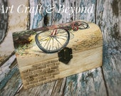 Jewellery Box, Gift Idea, Wooden Chest