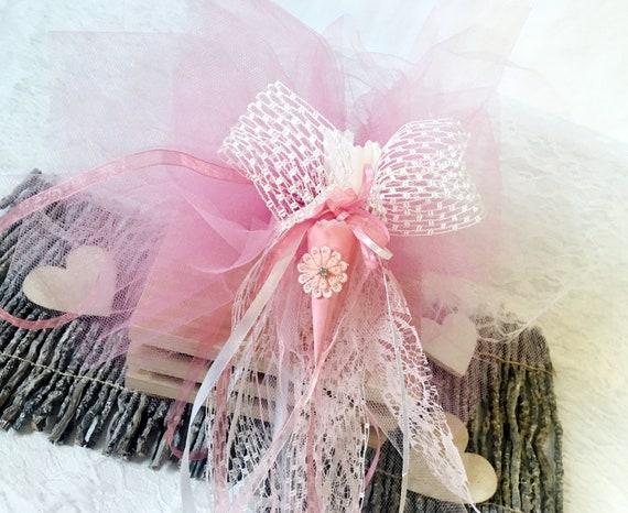Zuckertüten Schleife Handgefertigt in vielen ver Farben Schultütenschleife