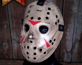 06a0bece5dda Items similar to Jason Voorhees DIGITAL, PRINTABLE 5X7 Horror ...