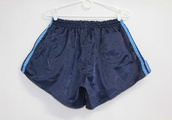 Vintage 80s Adidas Glanz Shorts size L XL D8 F100