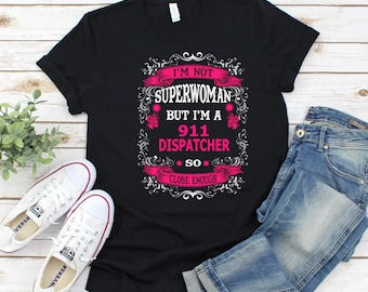 I/'m Not Superwoman But A So Standard Unisex T-shirt Personal Care Assistant