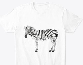 0cc479368 Zebra tee shirt