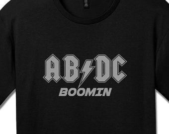 c5333392f Raiders Inspired Antonio Brown Derek Carr T-shirt