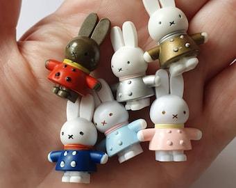 Miniature 2.7cm Miffy Doll