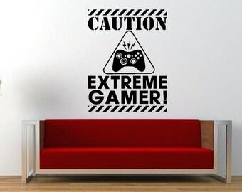 Gamer Home Decor Etsy