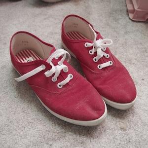 Vintage 80s White Women's Sneakers | Etsy