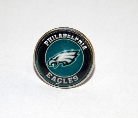 NFL FOOTBALL TEAM LOGO PIN PHILADELPHIA EAGLES