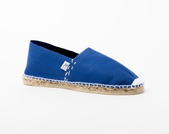 d81b6f489a68e espadrille women stitched hand made in france