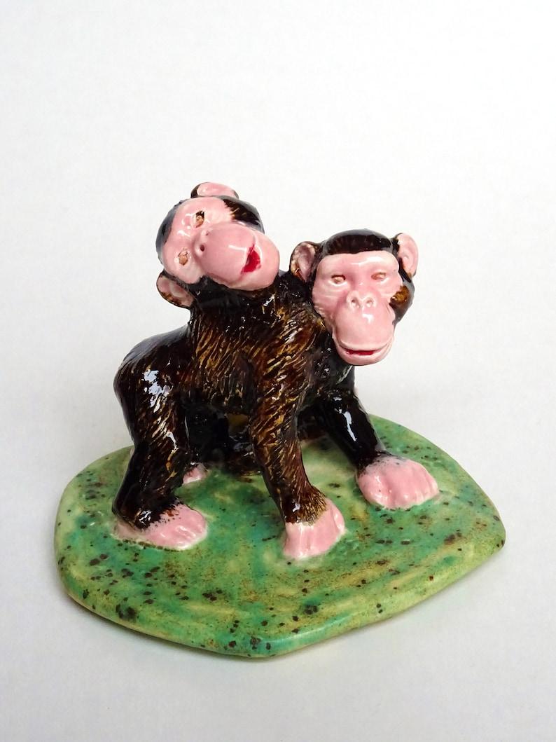 AAARGH Miniature / monkey on my shoulder image 0