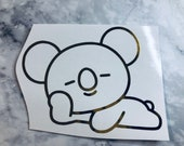 BT21 Character Vinyl Iron-On (Requires Heat)