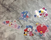 BT21 Sticker Set (25 Mini Stickers)