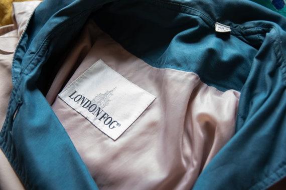 PLUS SIZE London Fog Trench-Style Spring Jacket - image 5