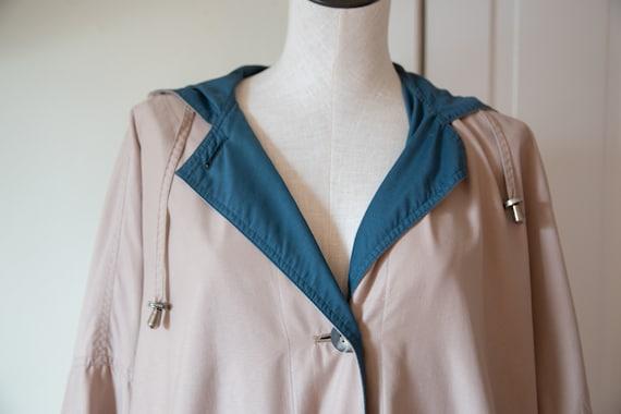 PLUS SIZE London Fog Trench-Style Spring Jacket - image 3