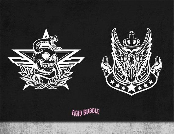 Call Of Duty Modern Warfare Decal Sticker Cod Stickers Wall Etsy