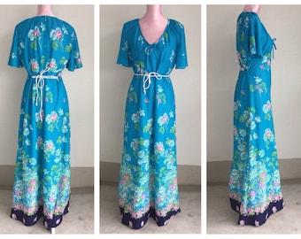 5b0ea75c0ef3 Blue summer dress