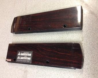 Side Panels For A JVC VCR  Model hr-s75004.