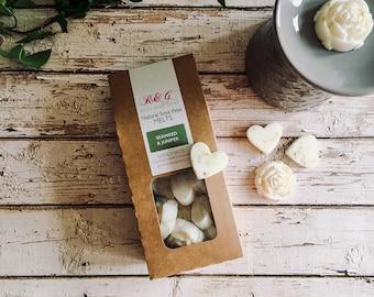 Seaweed & Juniper Scented Natural Soya Wax Melts - Boxed melts
