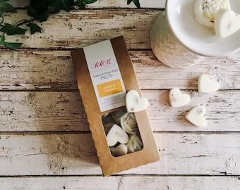 Oudh & Mango Scented Natural Soya Wax Melts - Boxed melts