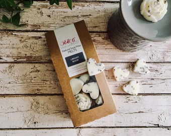 Library Book Scented Natural Soya Wax Melts - Boxed melts