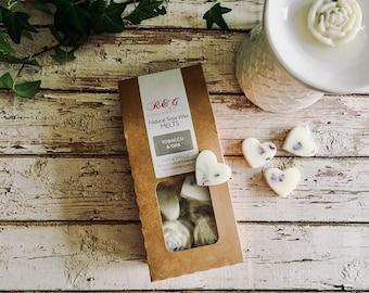 Tobacco & Oak Scented Natural Soya Wax Melts - Boxed melts