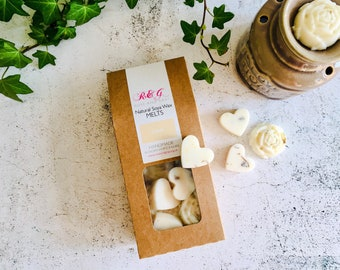 Flower Market Selection - Floral Scented Natural Soya Wax Melts - Boxed melts