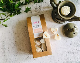 Golden Needle Tea Scented Natural Soya Wax Melts - Boxed melts