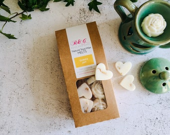 Quince Jam Scented Natural Soya Wax Melts - Boxed melts