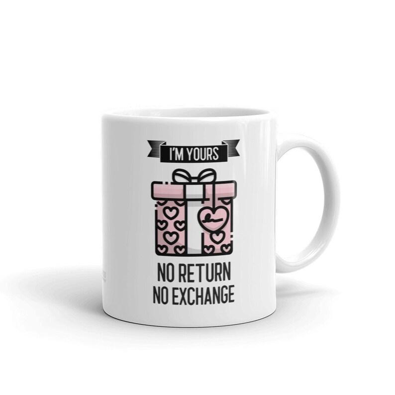 Funny Valentines Gift for Him Valentines Day Mug for Him