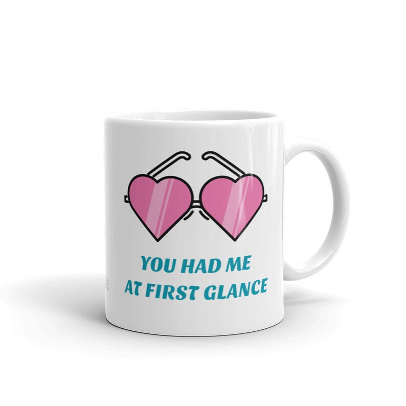 Funny Valentines Gift for Her Valentines Day Mug for Him