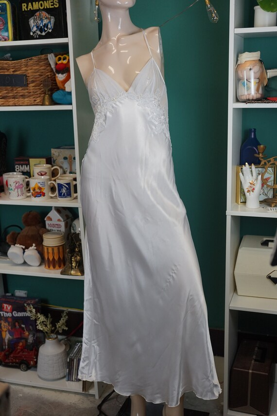 Vintage Fredericks of Hollywood night gown