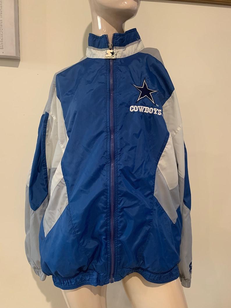 hot sale online 32e99 9f929 Vintage Dallas Cowboys Starter Classic Team NFL Collection Jacket